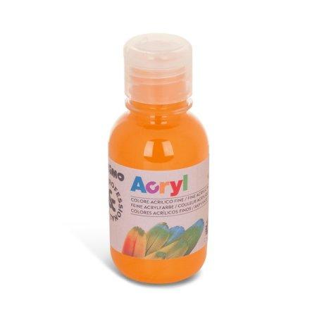 PRIMO Akrylová barva - 125 ml - oranžová