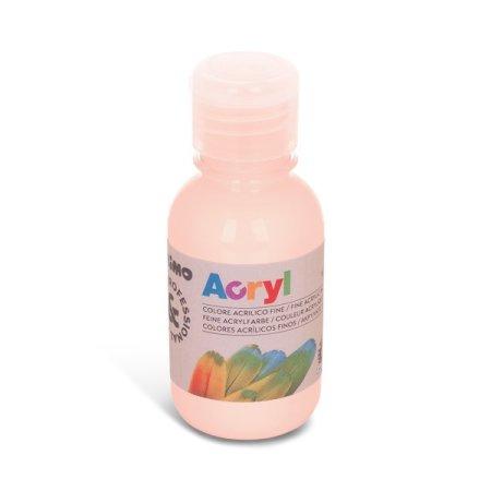 PRIMO Akrylová barva - 125 ml - růžová tělová