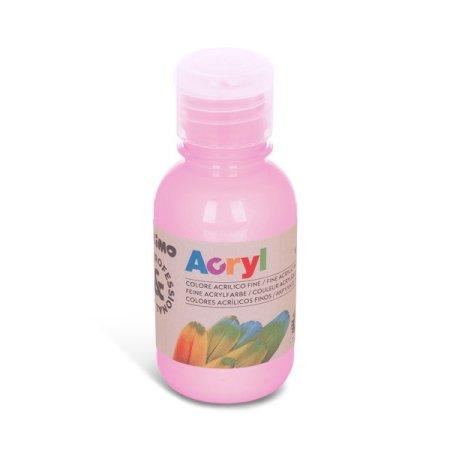 PRIMO Akrylová barva - 125 ml - růžová