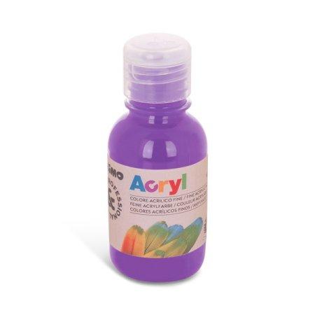 PRIMO Akrylová barva - 125 ml - fialová