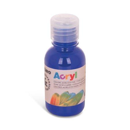PRIMO Akrylová barva - 125 ml - modrá