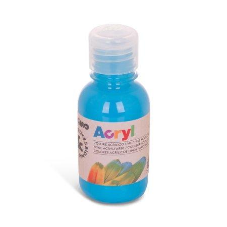 PRIMO Akrylová barva - 125 ml - světle modrá