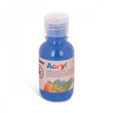 PRIMO Akrylová barva - 125 ml - modrá kobaltová