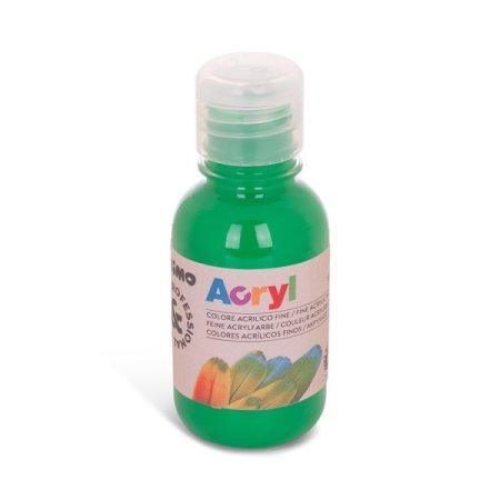 PRIMO Akrylová barva - 125 ml - zelená
