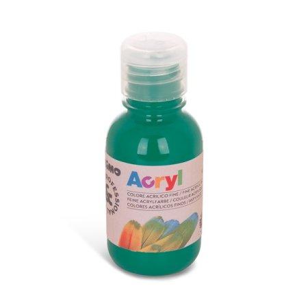 PRIMO Akrylová barva - 125 ml - smaragdová