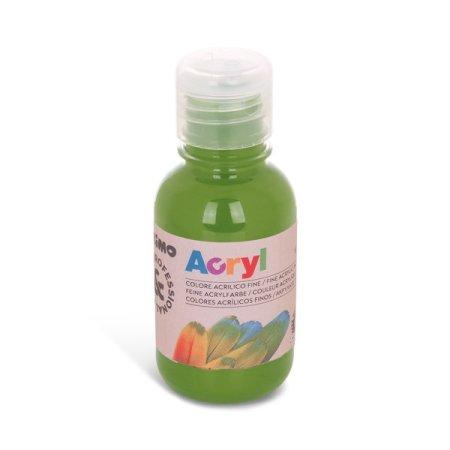 PRIMO Akrylová barva - 125 ml - zelená olivová