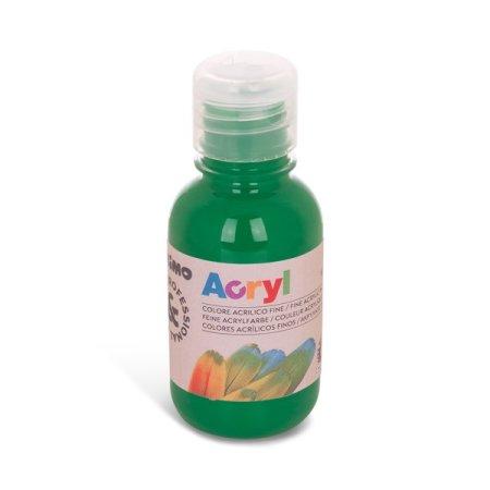 PRIMO Akrylová barva - 125 ml - listová zelená