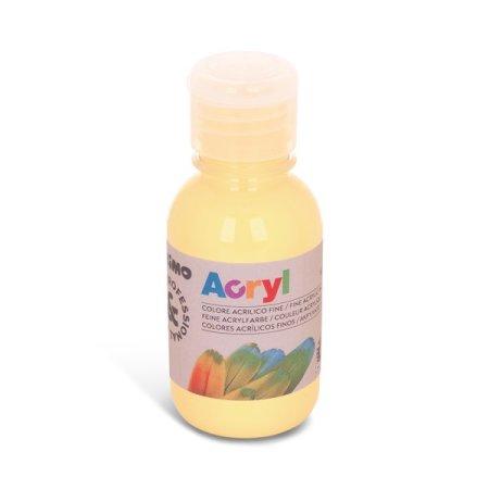 PRIMO Akrylová barva - 125 ml - krémová