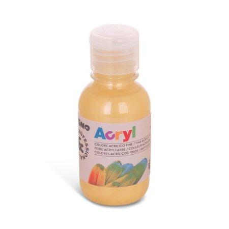 PRIMO Akrylová barva - 125 ml - zlatá