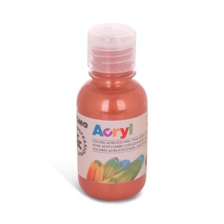 PRIMO Akrylová barva - 125 ml - měděná