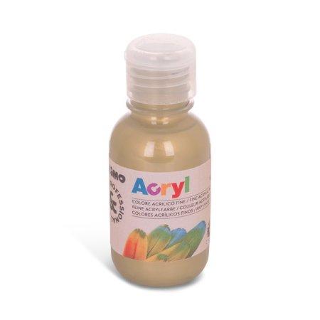 PRIMO Akrylová barva - 125 ml - bronzová