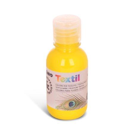 PRIMO Barva na textil - 125 ml - žlutá
