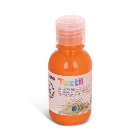 PRIMO Barva na textil - 125 ml - oranžová