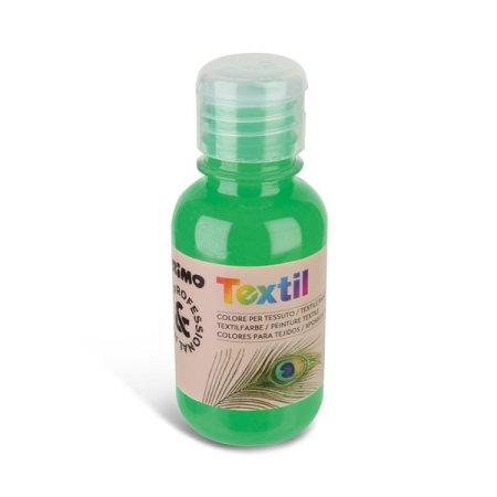 PRIMO FLUO Barva na textil - 125 ml - zelená