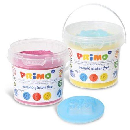 PRIMO Modelovací hmota NATUR a forma - 180 g - mix barev