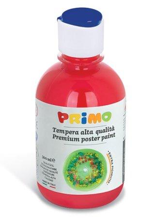 PRIMO Temperová barva - 300 ml - červená