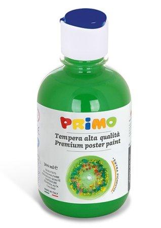 PRIMO Temperová barva - 300 ml - zelená