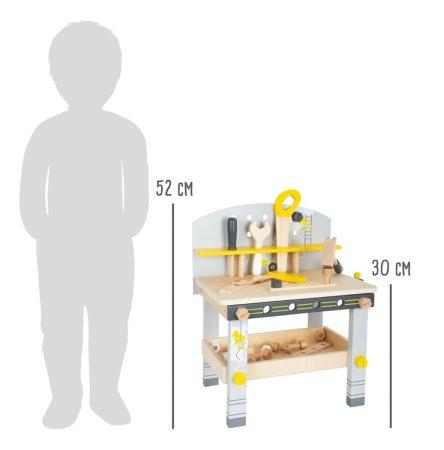 Small Foot Dětský ponk kompaktní Miniwob
