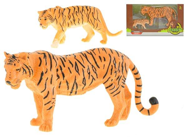 Mikro trading Tygr s mládětem