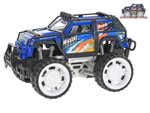 Mikro trading Auto terénní - 26 cm - modré