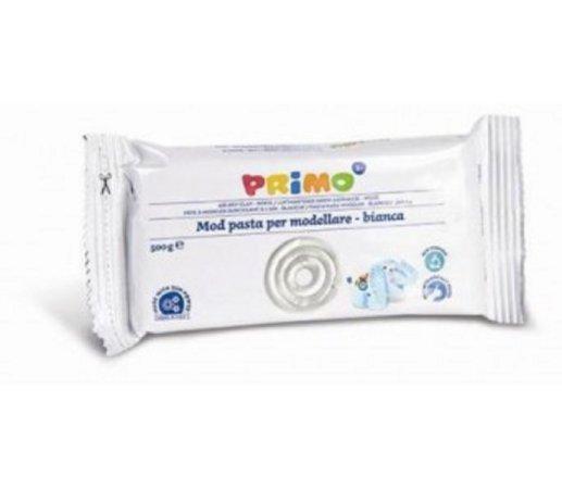 PRIMO Samotvrdnoucí hmota - 500 g - bílá