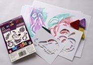 PRIMO MAGIC Papírové šablony - sada F - Ovoce