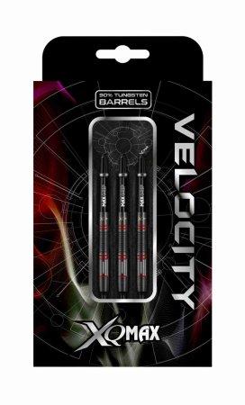 XQMax Darts Šipky Velocity Red - 19g