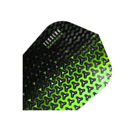 Harrows Letky Tessera No6 - Green F3184