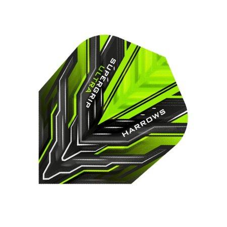Harrows Letky Supergrip Ultra No6 - Green F3177