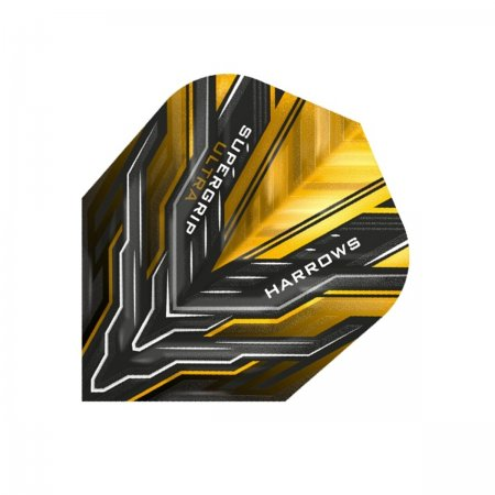 Harrows Letky Supergrip Ultra No6 - Sunset Gold F3178