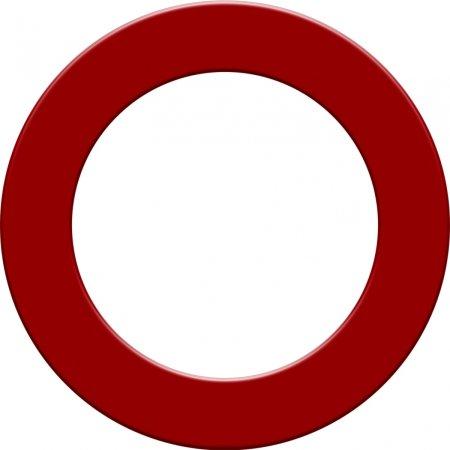 Designa Surround - kruh kolem terče - Red
