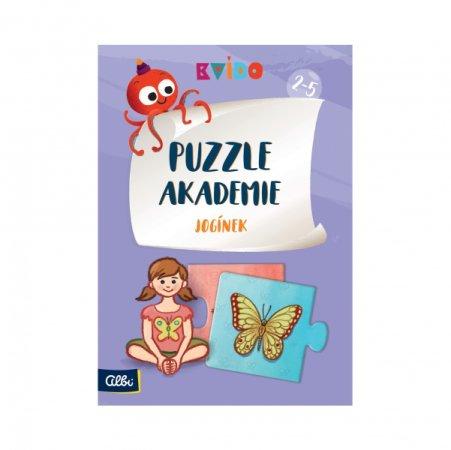 Albi Puzzle akademie - Jogínek