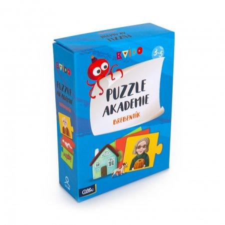 Albi Puzzle akademie - Brebentík