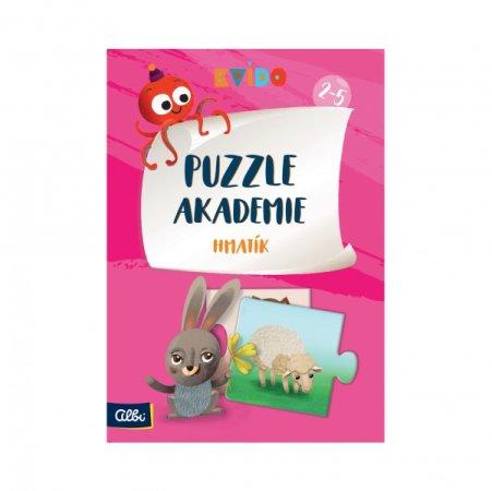 Albi Puzzle akademie - Hmatík