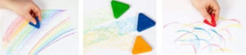 PRIMO Sada voskových pastelek MAGIC METAL - 10 ks