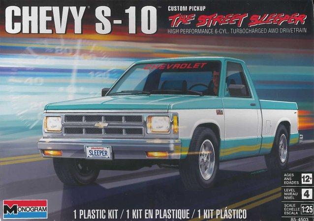 Revell Plastikový model auta '90 Chevy S-10