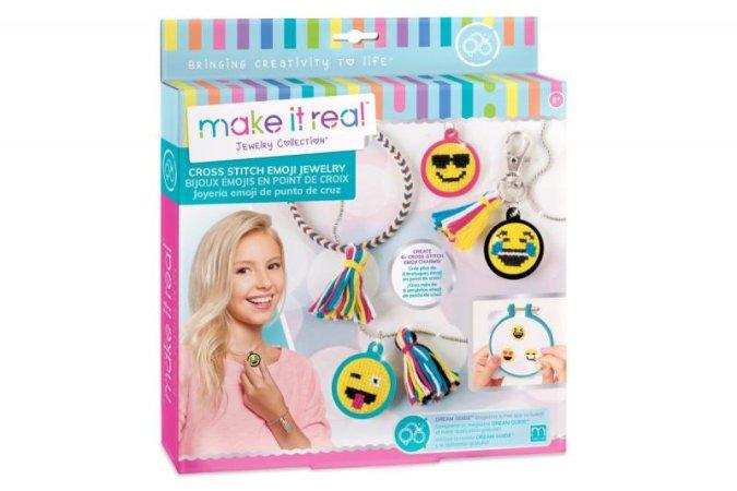 Make it Real Náramky a náhrdelník - Smajlíci