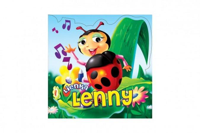Teddies Knižka - Lienka Lenny - SK verzia