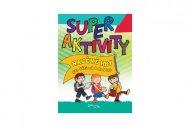 Teddies Pracovní sešit - Super aktivity pro děti 3 - 5 let - CZ verze