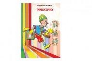 Teddies Rozpravková Omaľovanka - Pinocchio - SK verzia