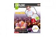 Teddies Výroba svíček - vědecká hra s formičkami