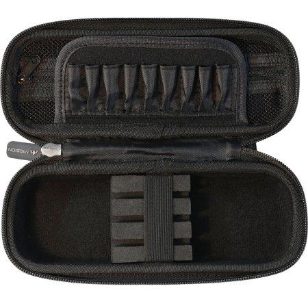 Mission Pouzdro na šipky ABS-1 - Metallic Dark Blue