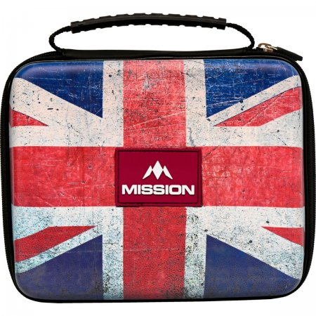 Mission Pouzdro na šipky Freedom Luxor - Union Jack