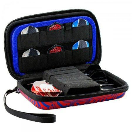 Bull's Pouzdro na šipky Orbis XL - Blue / Red
