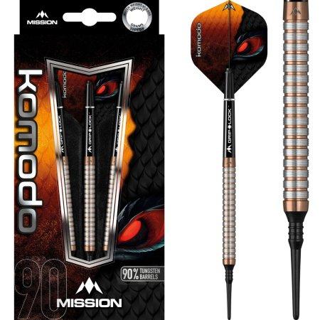Mission Šipky Komodo GX - M1 - 20g