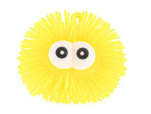 Mikro trading Míček strečový - Velké oči - 10 cm