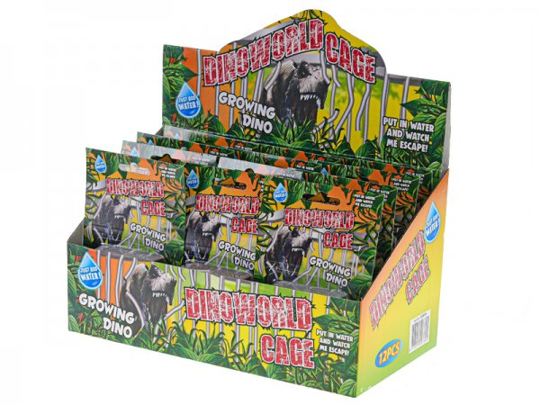 Mikro trading Dinosaurus s klecí