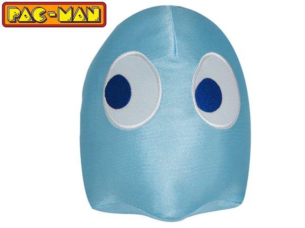 Mikro trading Pac-Man lesklý Ghost - 14 cm - modrá