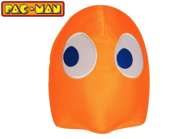 Mikro trading Pac-Man lesklý Ghost - 14 cm - oranžová
