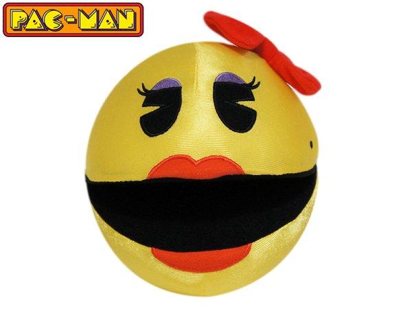 Mikro trading Pac-Man lesklý - 14 cm - paní Pac-Manová